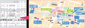 ピオレ姫路へのアクセス